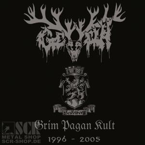 GEWEIH - Grim Pagan Kult - 1996-2005 (DCD)