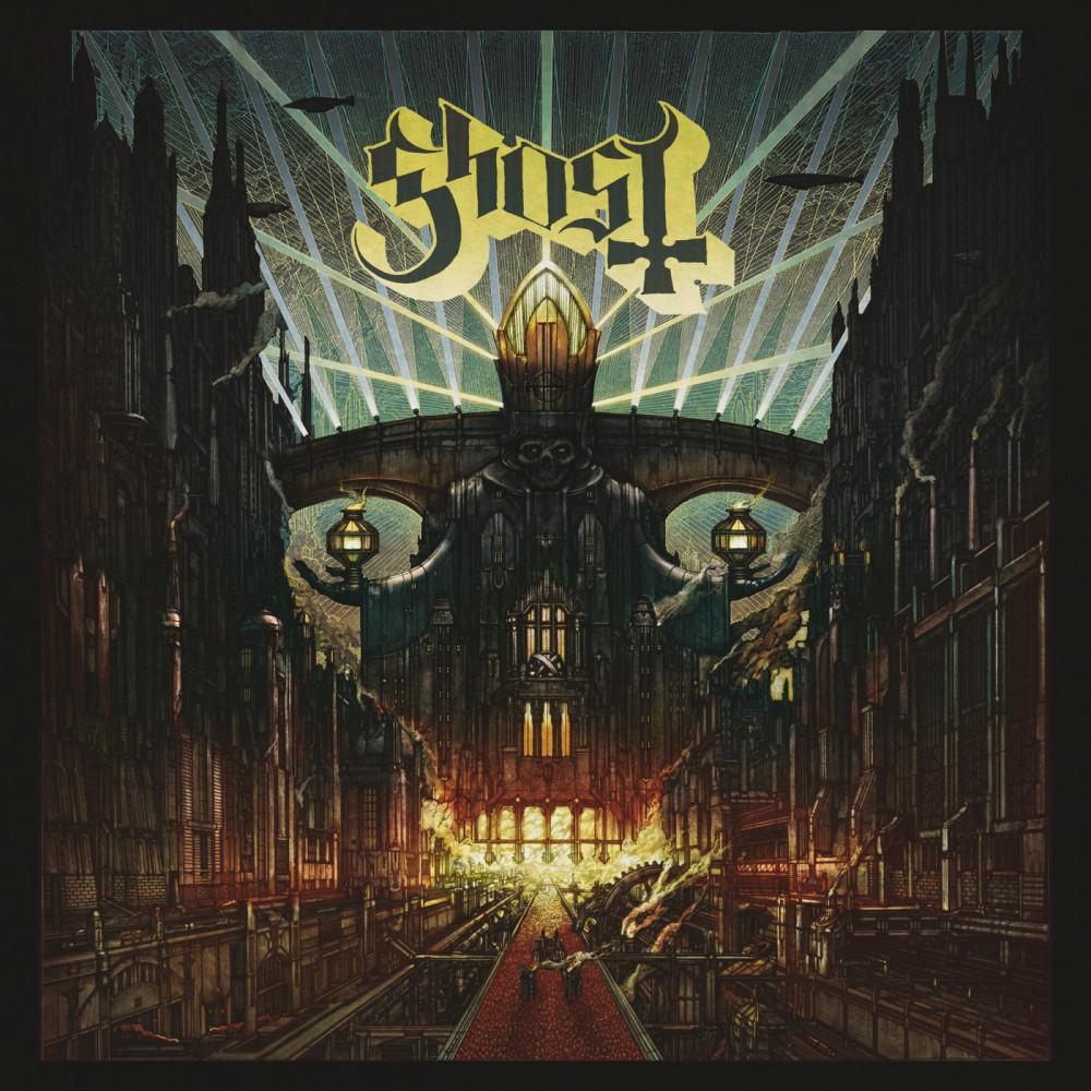 GHOST - Meliora (CD)