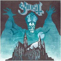 GHOST - Opus Eponymous (CD)