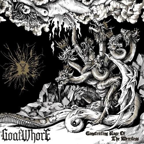 GOATWHORE - Constricting Rage Of The Merciless [Ltd.Edit.] (DIGI)