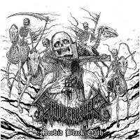 GRAVECRUSHER - Morbid Black Oath (MCD)