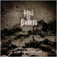 HAIL OF BULLETS - Of Frost And War (CD)