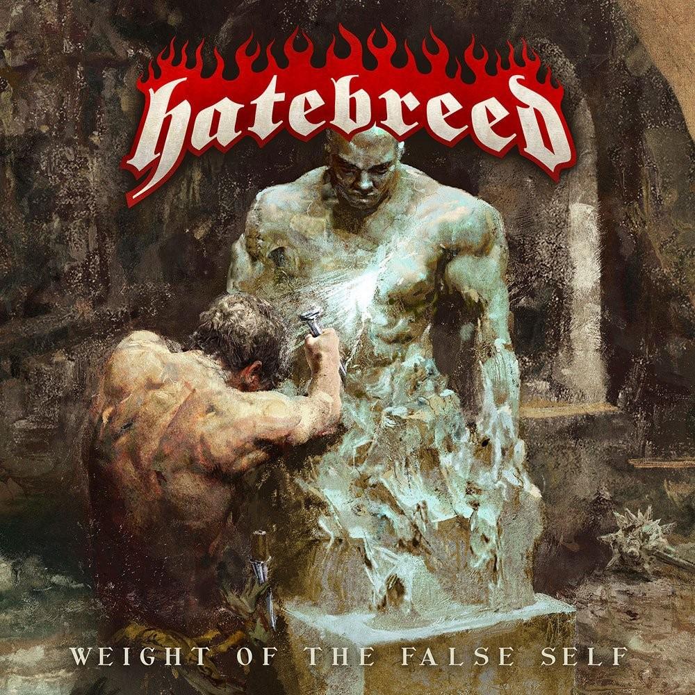HATEBREED - Weight of the false self (CD)