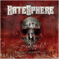 HATESPHERE - The Great Bludgeoning (CD)