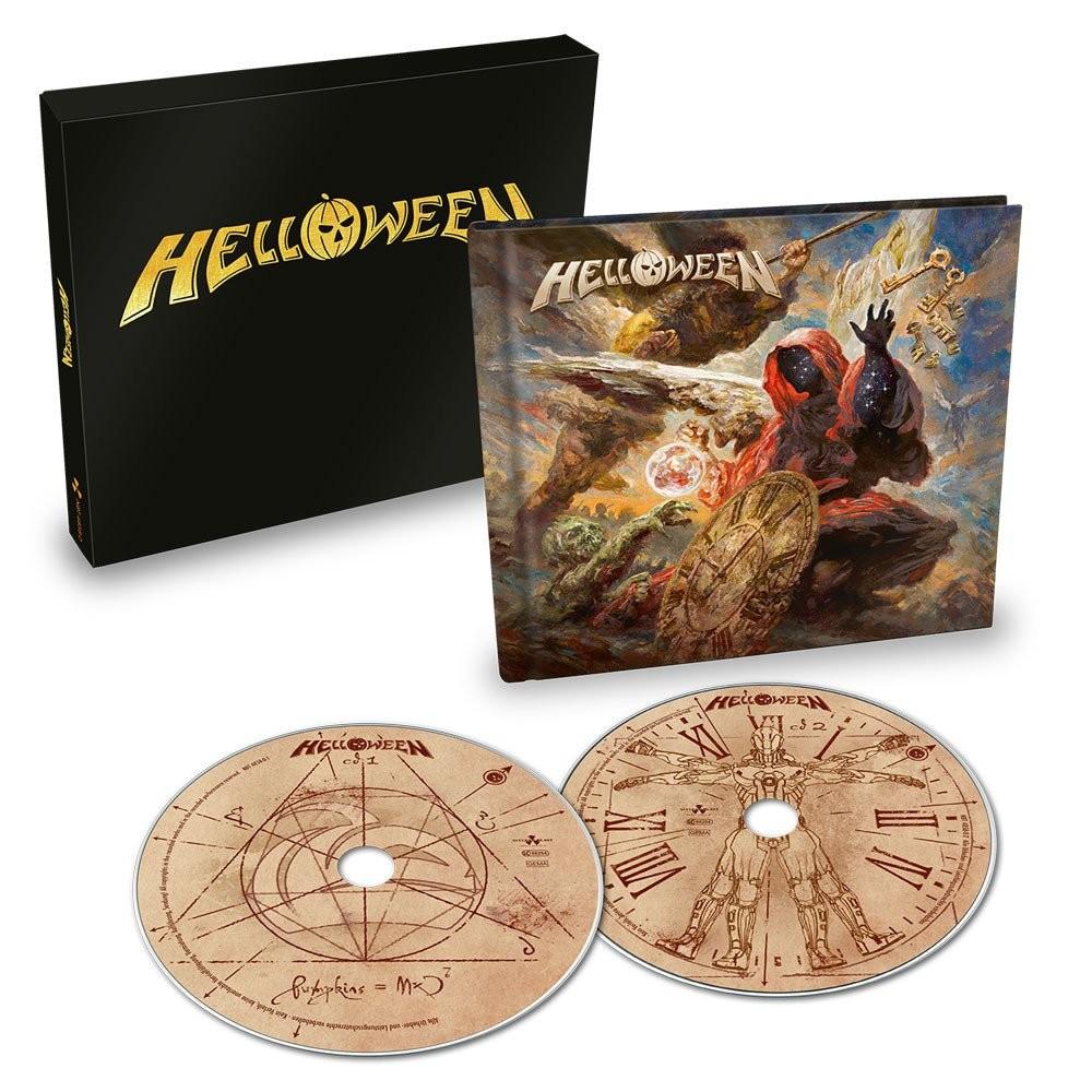 HELLOWEEN - Helloween [DIGIBOOK] (DCD)
