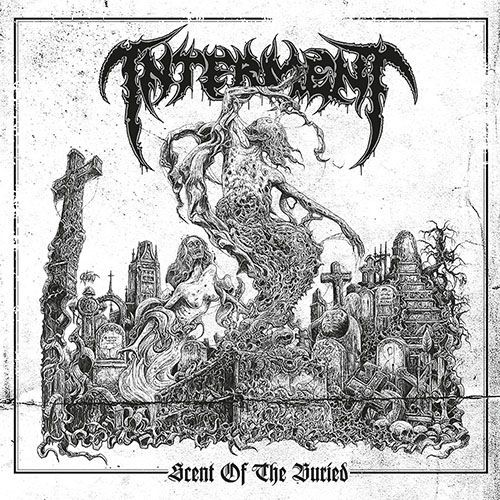 INTERMENT - Scent Of The Buried (CD)