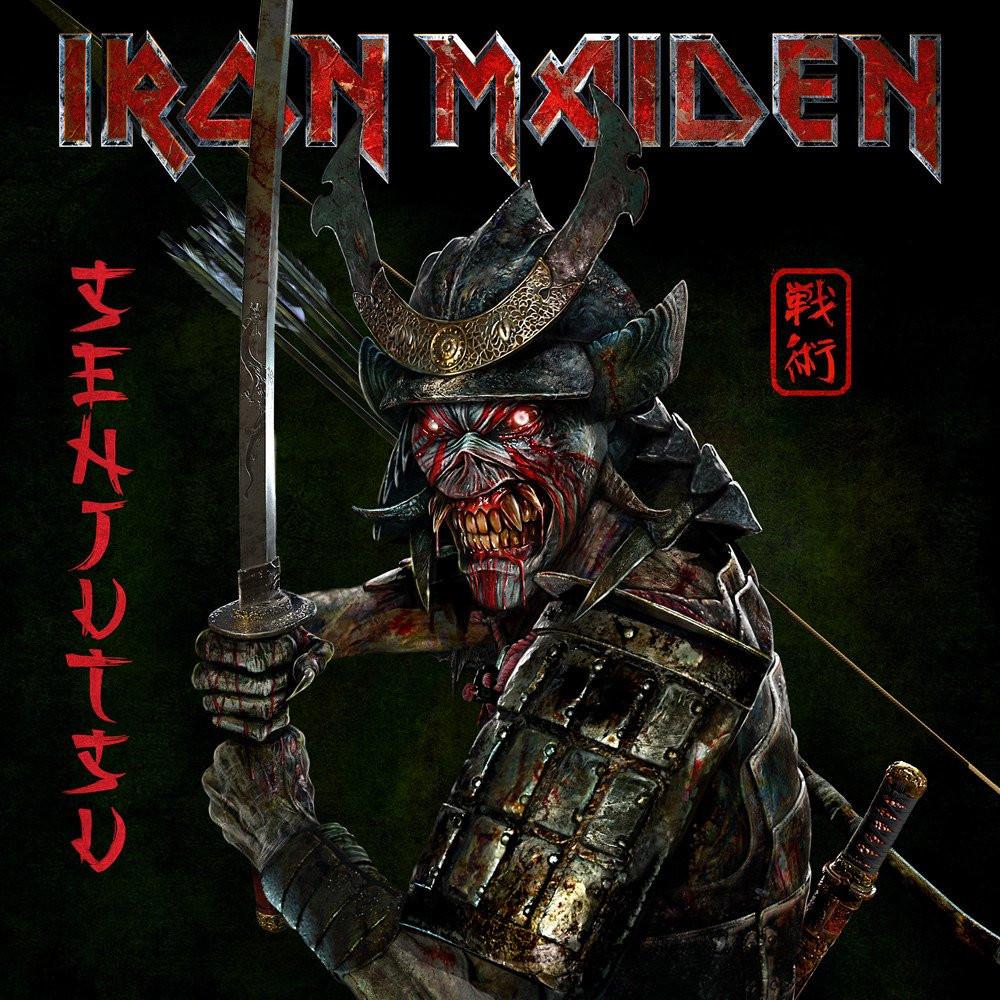 IRON MAIDEN - Senjutsu [DIGI] (DCD)