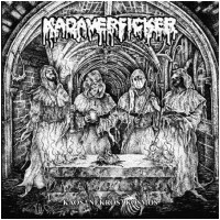 KADAVERFICKER - Kaos Nekros Kosmos (CD)