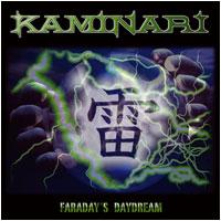 KAMINARI - Faraday's Daydream (CD)
