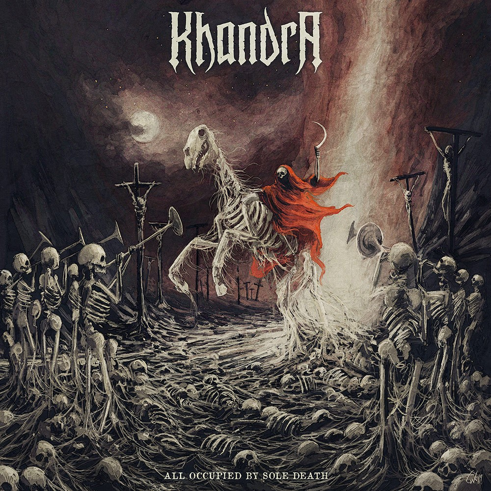 KHANDRA - All Occupied By Sole Death (DIGI)