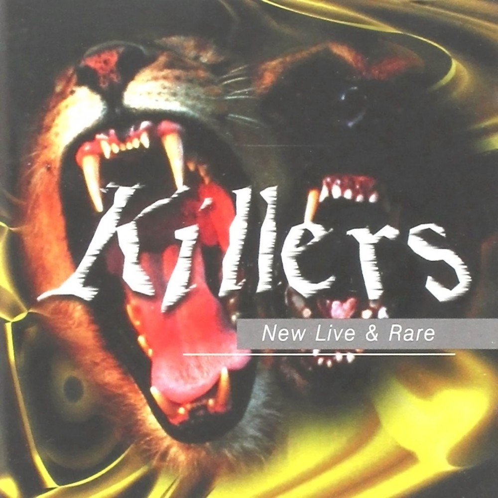 KILLERS - New Live & Rare (DCD)