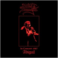 KING DIAMOND - In Concert 1987 - Abigail [DIGIBOOK] (DIGI)