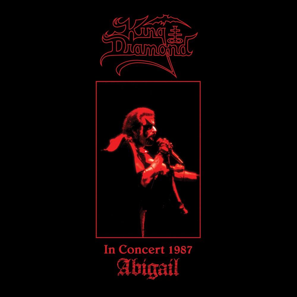 KING DIAMOND - In Concert 1987 - Abigail [DIGIBOOK] (DIGI)