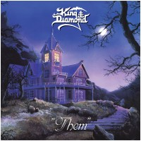 KING DIAMOND - Them [DIGIBOOK] (DIGI)