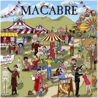 MACABRE - Carnival of killers (CD)