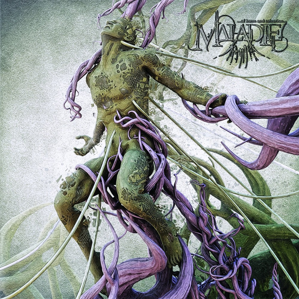 MALADIE - ...of Harm And Salvation... (DIGI)