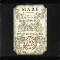 MARE - Spheres Like Death / Throne Of The Thirteenth Witch (DIGI)