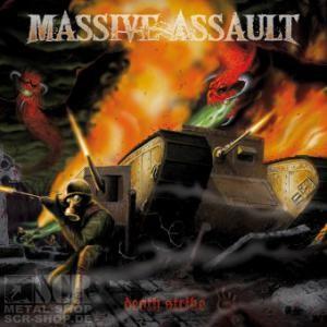 MASSIVE ASSAULT - Death Strike (CD)