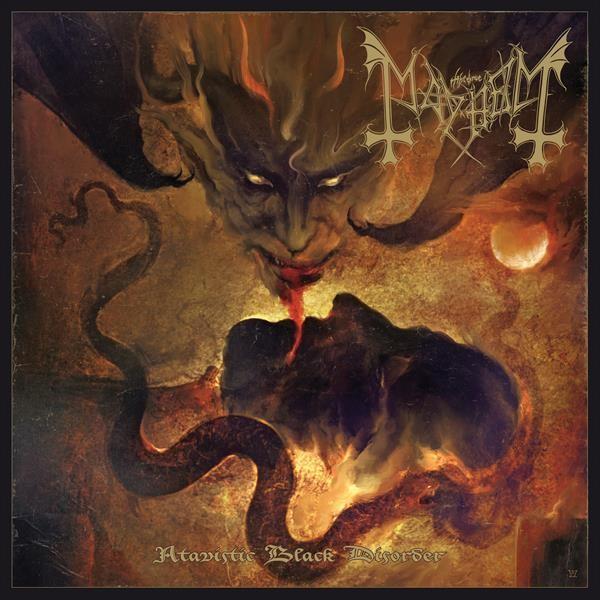 MAYHEM - Atavistic Black Disorder / Kommando (DIGI)