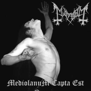 MAYHEM - Mediolanum Capta Est [Re-Release] (CD)
