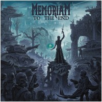 MEMORIAM - To The End (CD)