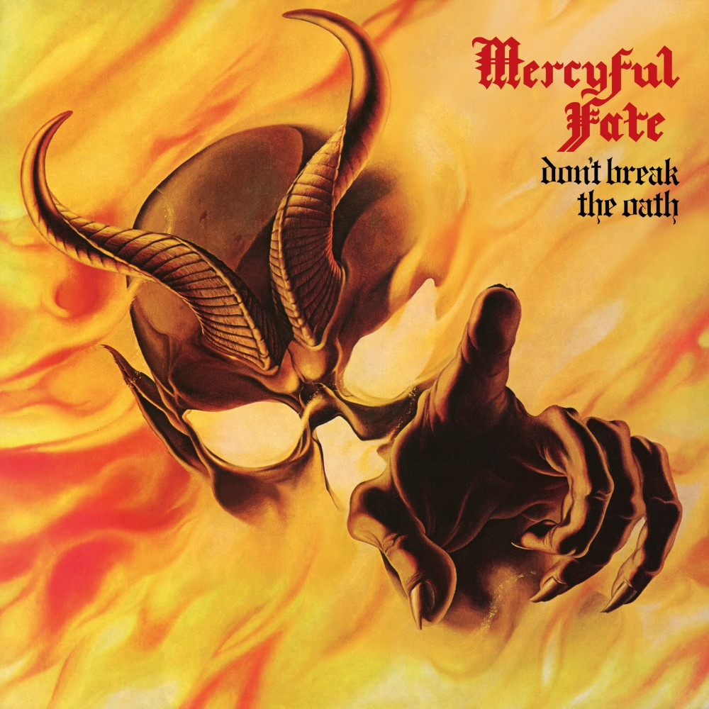 MERCYFUL FATE - Don't Break The Oath [DIGIBOOK] (DIGI)