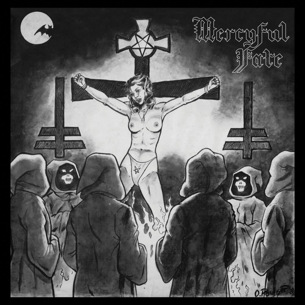 MERCYFUL FATE - Mercyful Fate [DIGIBOOK] (DIGI)
