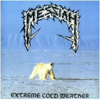 MESSIAH - Extreme Cold Weather [Re-Release] (CD)