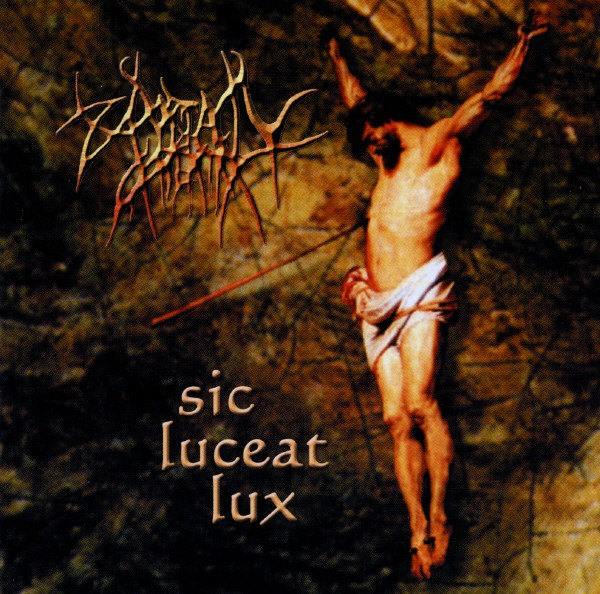 MORTAL INTENTION - Sic Luceat Lux (CD)