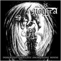 MORTHRA - Desecrated Thoughts (From Insane Minds) (CD)