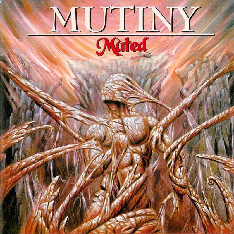 MUTINY - Muted (CD)