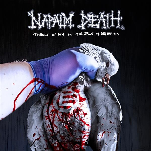 NAPALM DEATH - Throes of Joy in the Jaws of Defeatism [MEDIABOOK] (DIGI)