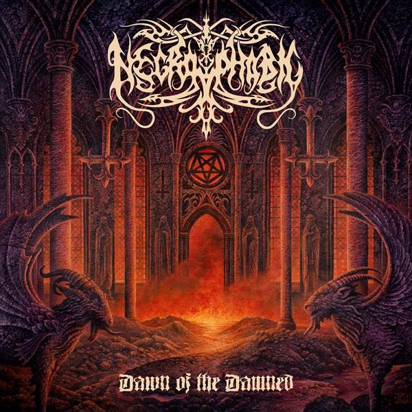 NECROPHOBIC - Dawn of the Damned (CD)