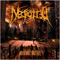 NECROTTED - Worldwide Warfare (CD)