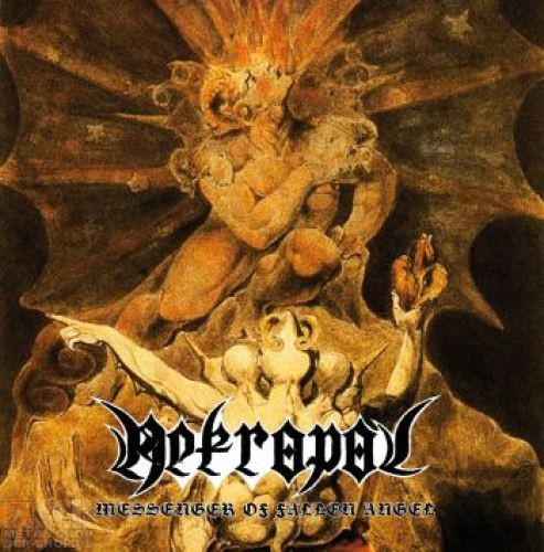 NEKROPOL - Messenger Of Fallen Angel (CD)