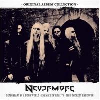 NEVERMORE - Original Album Collection [3-CD] (BOXCD)