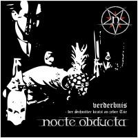 NOCTE OBDUCTA - Verderbnis (Der Schnitter Kratzt An Jeder Tür) (CD)