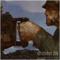 OCTOBER FILE - Hallowed Be Thy Army (CDS)