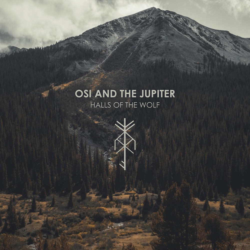OSI AND THE JUPITER - Halls Of The Wolf (CD)