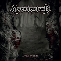OVERTORTURE - A Trail Of Death (CD)