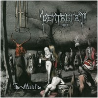PENTAGRAM CHILE - The Malefice (CD)