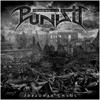 PUNISH - Sublunar Chaos (DIGI)
