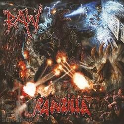 RAW - Rawzilla (CD)