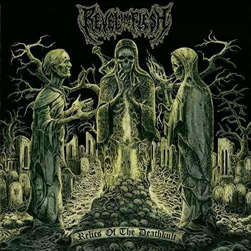 REVEL IN FLESH - Relics Of The Deathkult (CD)
