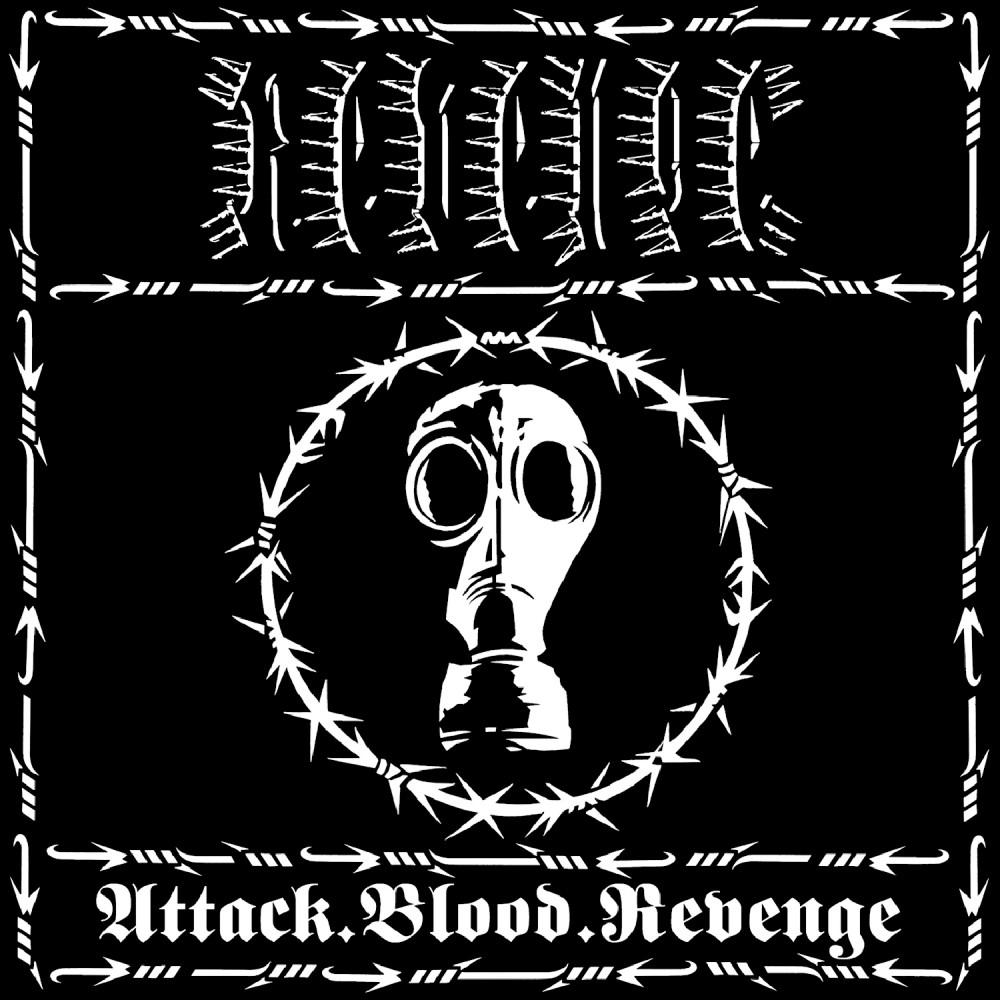 REVENGE - Attack.Blood.Revenge (CD)