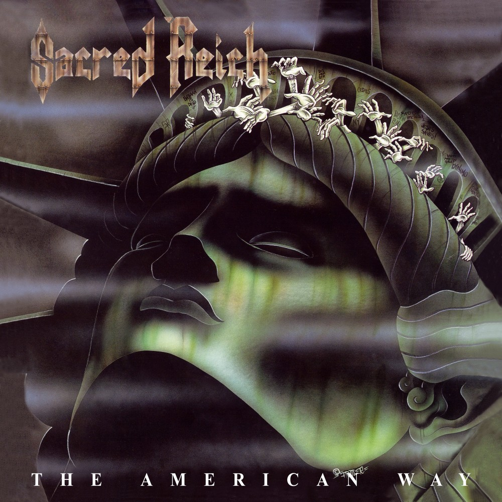 SACRED REICH - The American Way (CD)