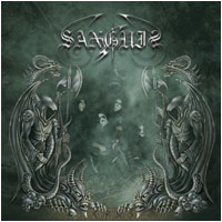 SANGUIS - Chaosgate Guardians (CD)