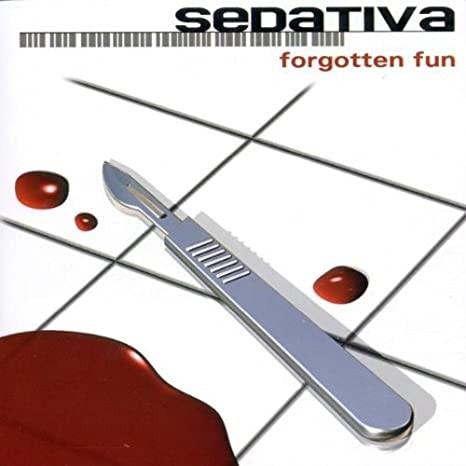 SEDATIVA - Forgotten Fun (CD)