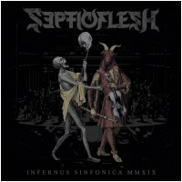 SEPTICFLESH - Infernus Sinfonica MMXIX [2CD+BLURAY] (BOXCD)
