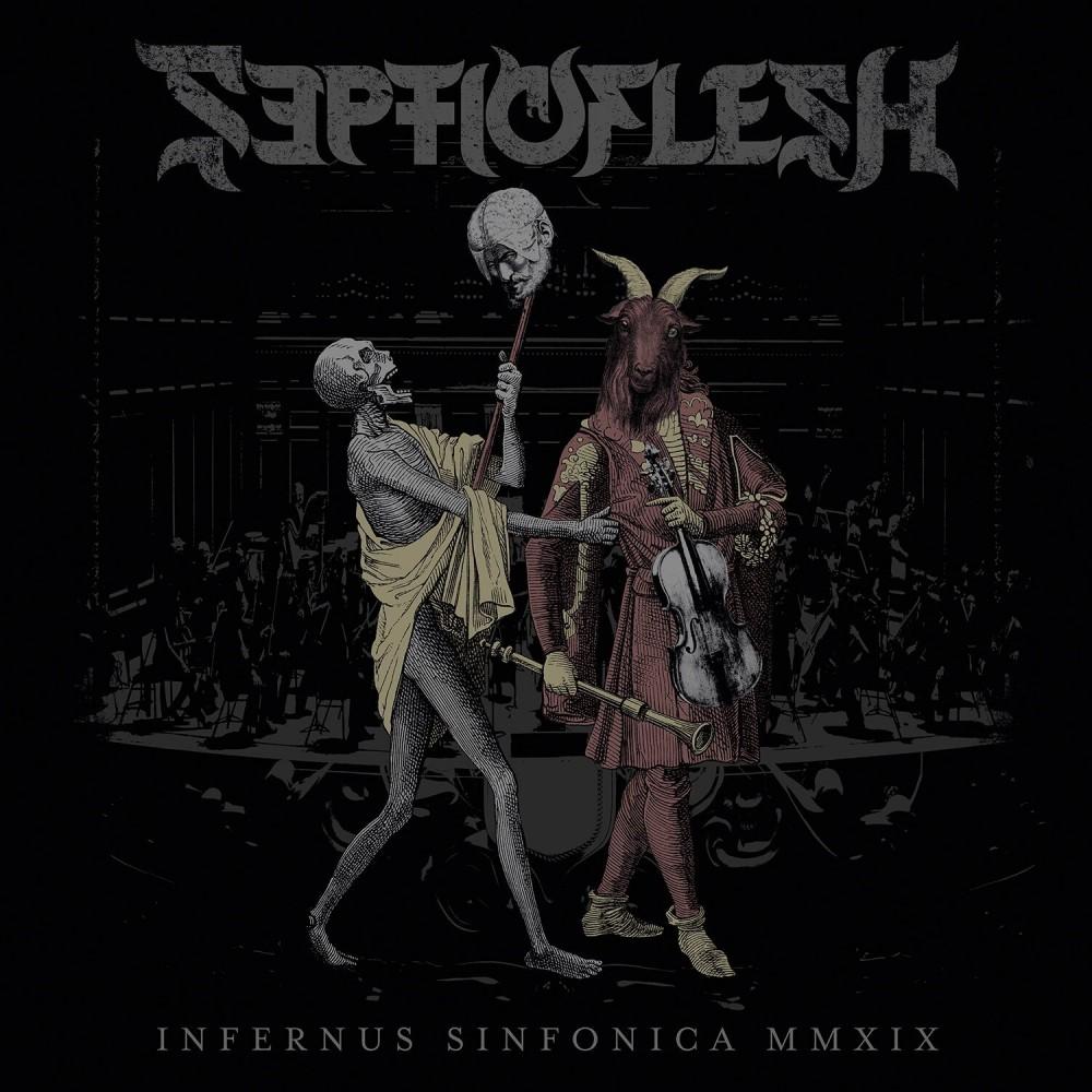 SEPTICFLESH - Infernus Sinfonica MMXIX [2CD+DVD] (BOXCD)